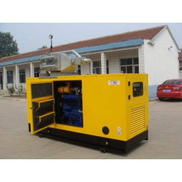 80dB and CE standard 10KW silent biogas generator