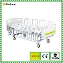 Equipamento médico para cama ajustável para crianças do hospital (HK-N213)