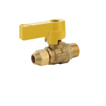 New product brass ball valve