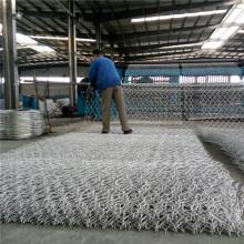 8x10 Aperture Stone Cage Gabion Wire Mesh