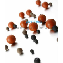 Neoprene/NBR/Viton/Silicone/EPDM Solid Silicone Rubber Ball