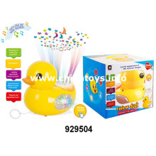 Brinquedo amarelo da máquina de aprendizagem do pato (929504)