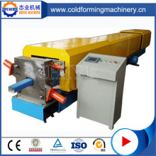 Round Downspout Pipe Cold Roll Forming Machine