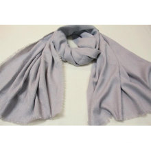 Herringbone and sparkly yarn Delicate scarf fringe on four side super soft hand feeling