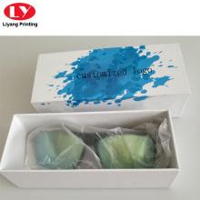 Custom logo sunglass box with lid for sunglasss
