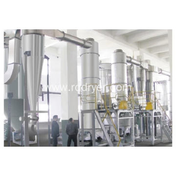 Pesticide Fluidized Granulator Flavouring Dryer Organic Drying Equipment
