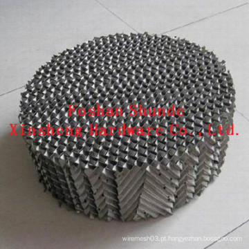 Rede de enchimento de aço inoxidável para venda