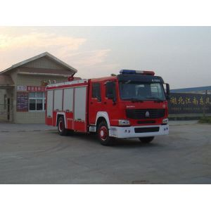 Sinotruk Howo used fire command vehicles for sale