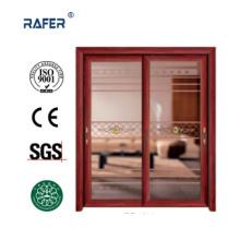 Puerta deslizante para baño de alta calidad y precio competitivo (RA-G135)