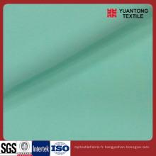 Tissu en sergé 100% coton pour vêtements uniformes et uniformes