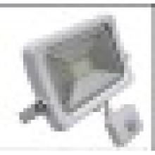 10W, 20W, 30W, 40W, 50W de alta qualidade LED Sensor Flood Light