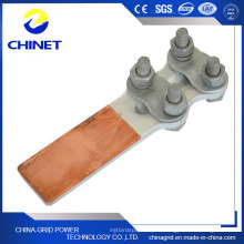 Pinces à bornes à transition composée en poudre Slg-F pour cuivre et aluminium