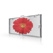 OEM China High quality for Transparent Glass Led Display Ultra Slim Design Transparent LED Video Seamless supply to Indonesia Wholesale