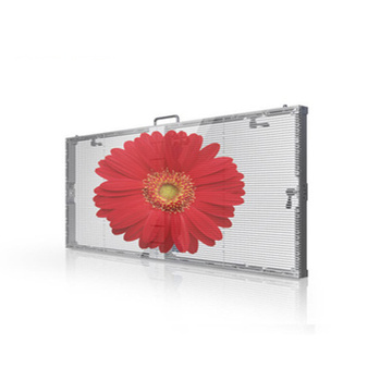 Ultra Slim Design transparent LED Video nahtlos