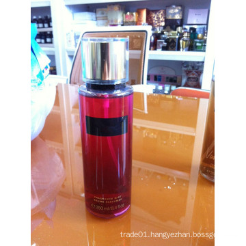 Body Mist of New Design for Women with Sweet Scent
