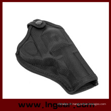 Army Tactical Force Nylon Revolver pistolet Holster modèle court