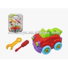 hot item diy assembly car toys