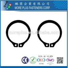 Hecho en Taiwán Acero inoxidable Acero al carbono Básico Anillo de retención de anillo de retención externo STW
