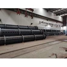 concrete spun pile steel mould