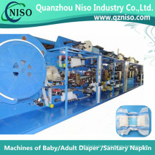 China High Speed Pull-up Diaper Machine Manufacture (LLK500-SV)