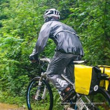 Rockbros Breathable Waterproof Cycling Jersey Riding Raincoat Sportswear Sports Raincoat