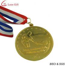 Personnalisé en alliage Tennis Sports médaille (LM1260)