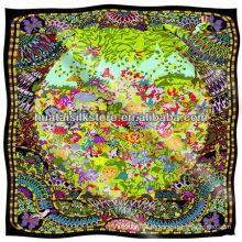 2014 inverno designer designer lã lenço lenço 110x110cm