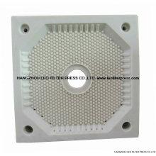 Conception de plaques de presse de filtre de chambre pour des plats de presse de filtre de taille différente
