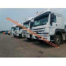 SINOTRUK HOWO Tracteur Camion 420HP