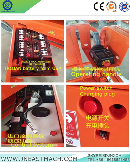 Hydraulic Automatic Scissor Lift