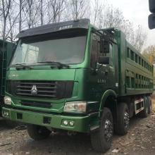Used Howo 8*4 375hp Dump  Truck