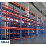 Warehouse Storage Heavy Duty Pallet Rack with CE Certificates