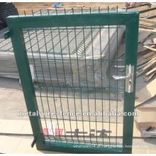 Portas de vedação revestidas de PVC