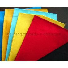 Красочные дешевые цены T / C равнина окрашенные поплина ткани