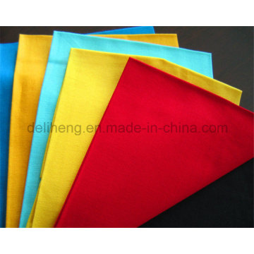 Colourful Cheap Price T/C Plain Dyed Poplin Fabric