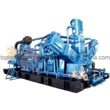 Oil Free Pet Blowing Compresseur d'air haute pression (Lhc-12 / 12-35 160kw)