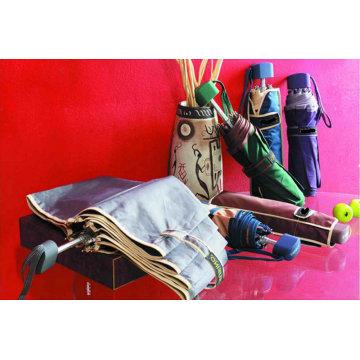 Squre Fall Windproof Compact Regenschirme (YS-3FM21083404R)
