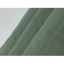 Rayon Nylon Plain Solid Fabric