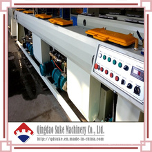 Máquina plástica-Suke de la protuberancia de la producción de la tubería de gas del agua del PE / PP