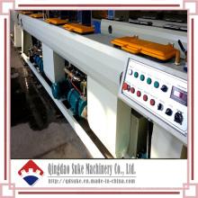 Machine en ligne de ligne d'extrusion de production de tuyau de gaz d'eau de PE / pp