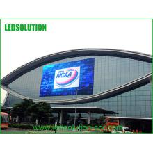 Cartelera publicitaria impermeable al aire libre de la pantalla LED de 20m m