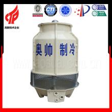 Torre de resfriamento de água pequena industrial de frango industrial, 18T