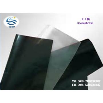 Fabricante bajo precio HDPE LDPE EVA Compuesto Geomembrane Texture