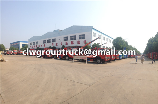 Flatbed Truck Manufactury