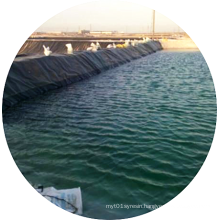HDPE Geomembranes 1mm 2mm HDPE Geomembrane Liner Pond Lining