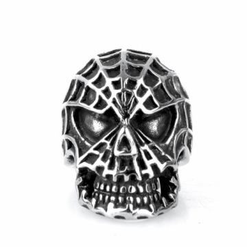 New men Spiderman mask finger ring