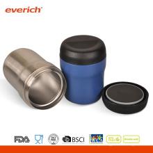 2015 Novos produtos Atacado Double Wall Stainless Steel Vacuum Food Jar