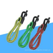 Manufactory multi color elástico cuerda elástica