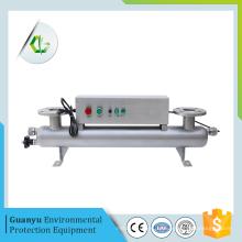 Uv lâmpada filtro de água para purificação de água