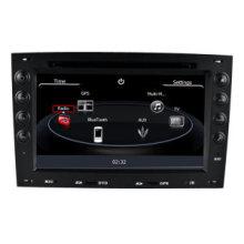 GPS Navigation for Renault Megane/Symbol Car DVD Navigation Hualingan
